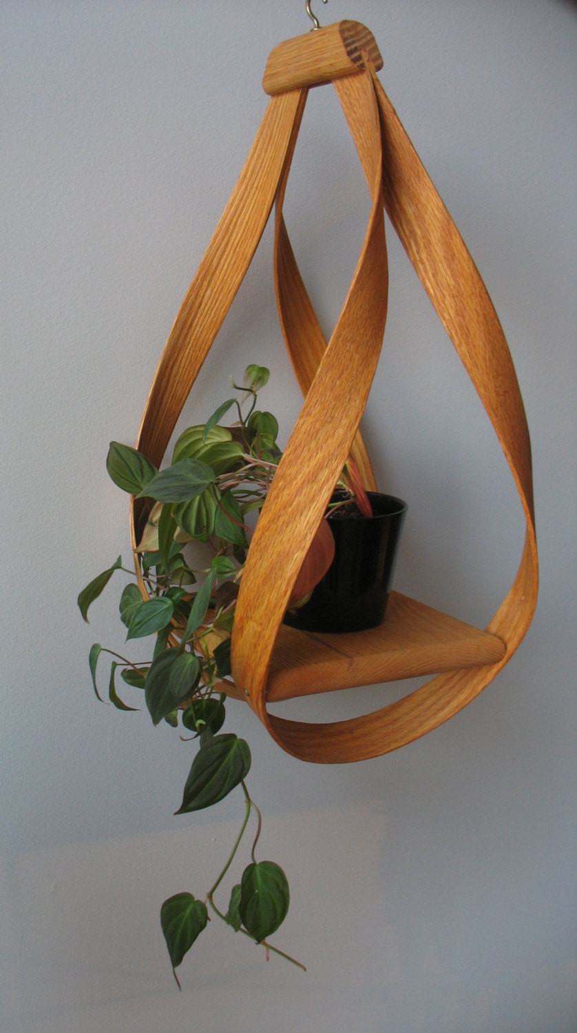 Hanging Plant Holders Beautiful Bentwood Hanging Plant Holder $50 00 Via Etsy Futura Of Wonderful 48 Ideas Hanging Plant Holders