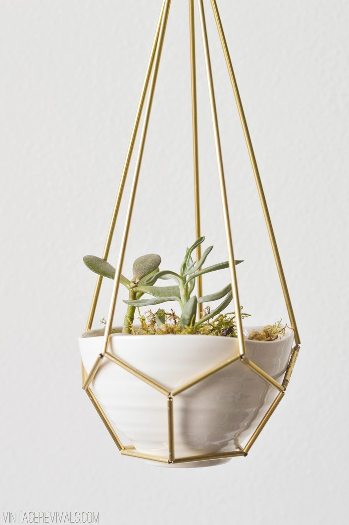 Hanging Plant Holders Best Of 16 Lovely Diy Hanging Planter You Can Make Easily Of Wonderful 48 Ideas Hanging Plant Holders
