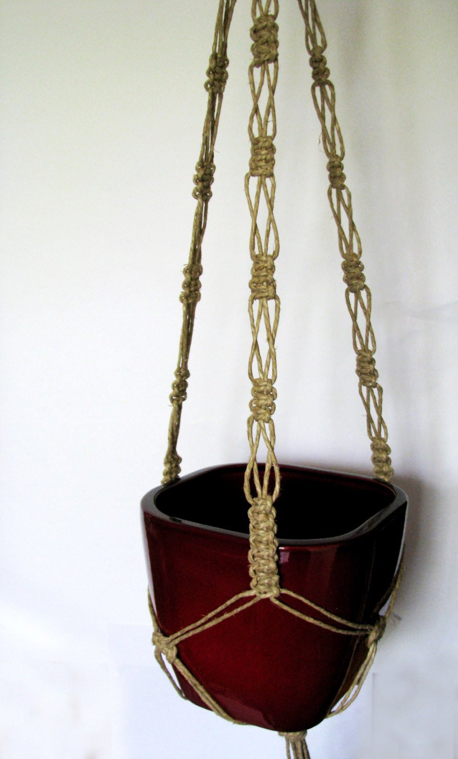 Hanging Plant Holders Best Of Twine Macrame Plant Hanger Indoor Plant Holder Hanging Of Wonderful 48 Ideas Hanging Plant Holders