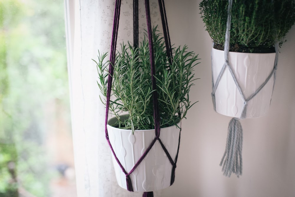 Hanging Plant Holders Elegant 18 Diy Macramé Plant Hanger Patterns Of Wonderful 48 Ideas Hanging Plant Holders