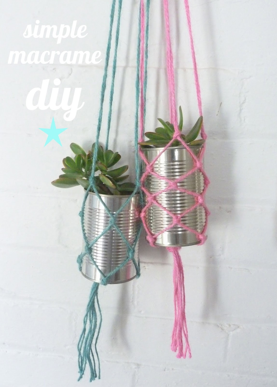 Hanging Plant Holders New Beach Ber Simple Macrame Diy Of Wonderful 48 Ideas Hanging Plant Holders