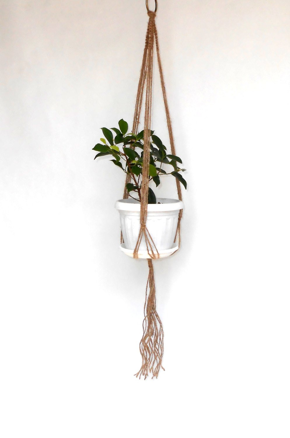 Hanging Plant Holders Unique Macrame Plant Hanger 24 Natural Jute Macrame Plant Of Wonderful 48 Ideas Hanging Plant Holders