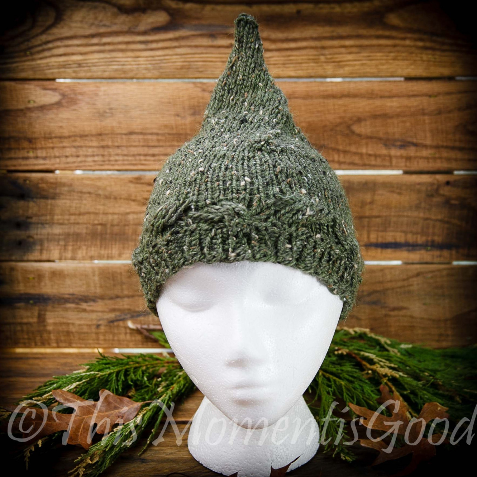 Hat Loom Awesome Loom Knit Pixie Hat Pattern Ladies Teen Pixie Hat Elf Of Amazing 48 Pictures Hat Loom