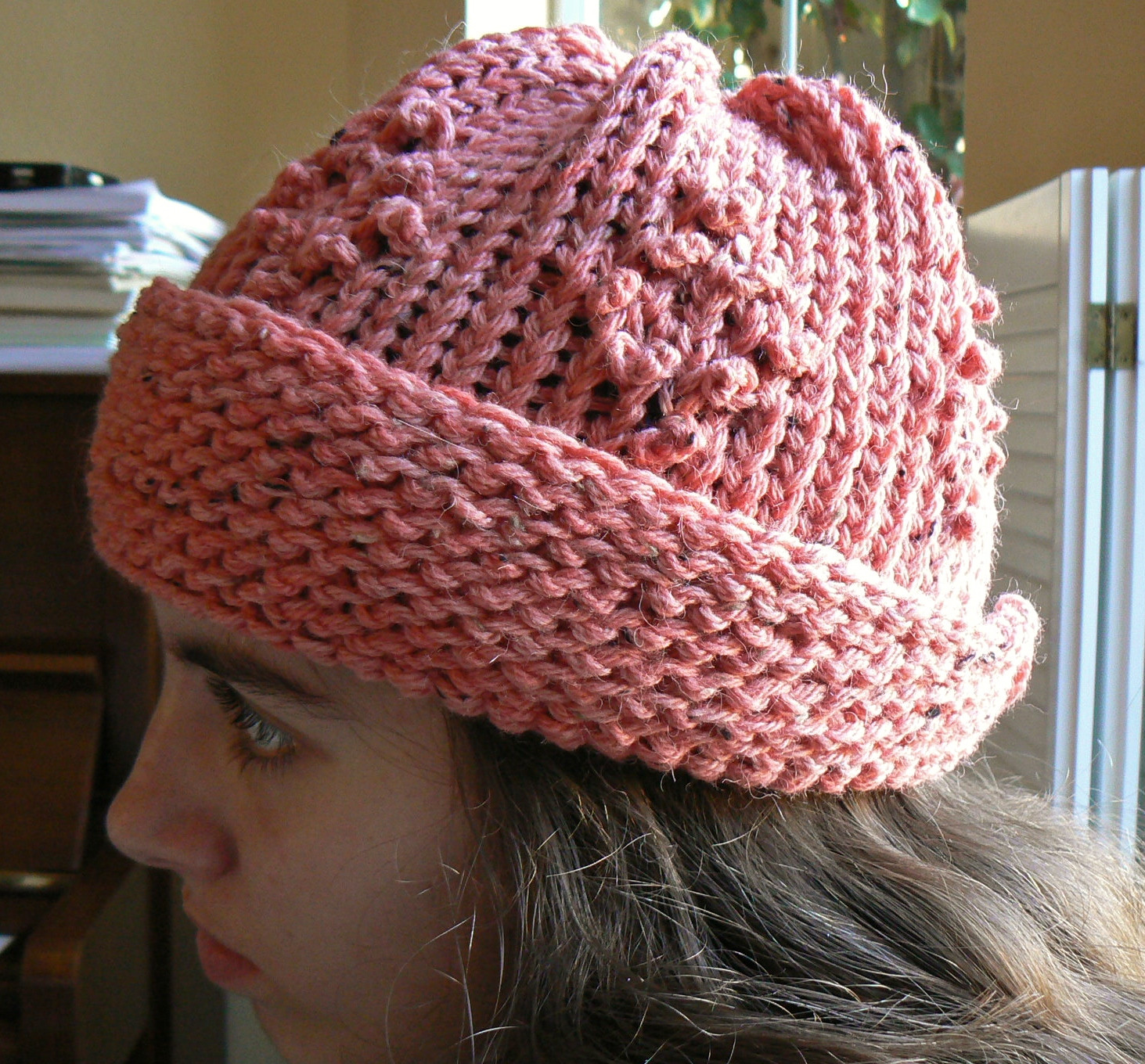 Hat Loom Elegant Invisible Loom Innovative Patterns for Loom Knitters Of Amazing 48 Pictures Hat Loom