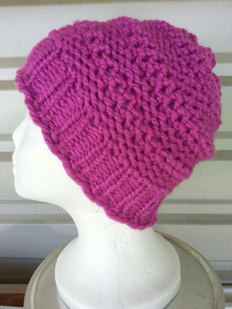 Hat Loom Lovely Double Dip Stitch Of Amazing 48 Pictures Hat Loom
