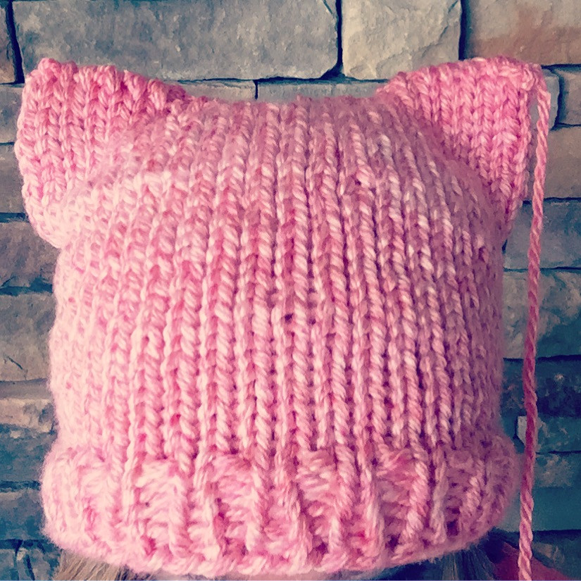 Hat Loom New Pussy Hat Project for Loom Knitters Free Pattern Of Amazing 48 Pictures Hat Loom