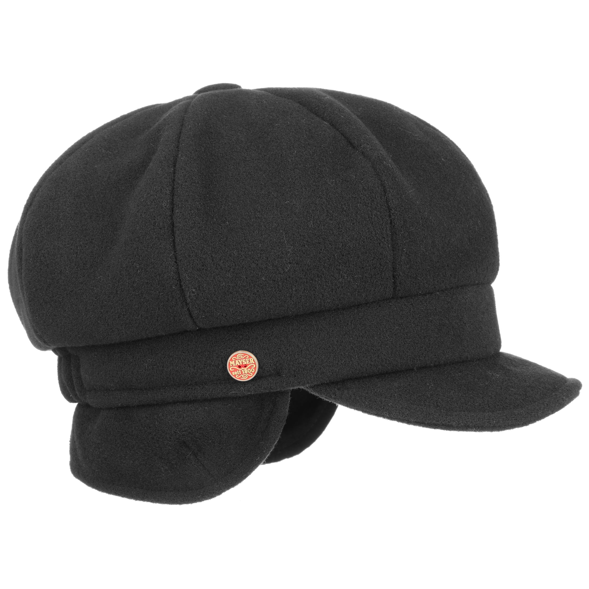 Hat with Ear Flaps Awesome Camilla Newsboy Cap with Ear Flaps by Mayser Eur 79 95 Of Top 42 Photos Hat with Ear Flaps