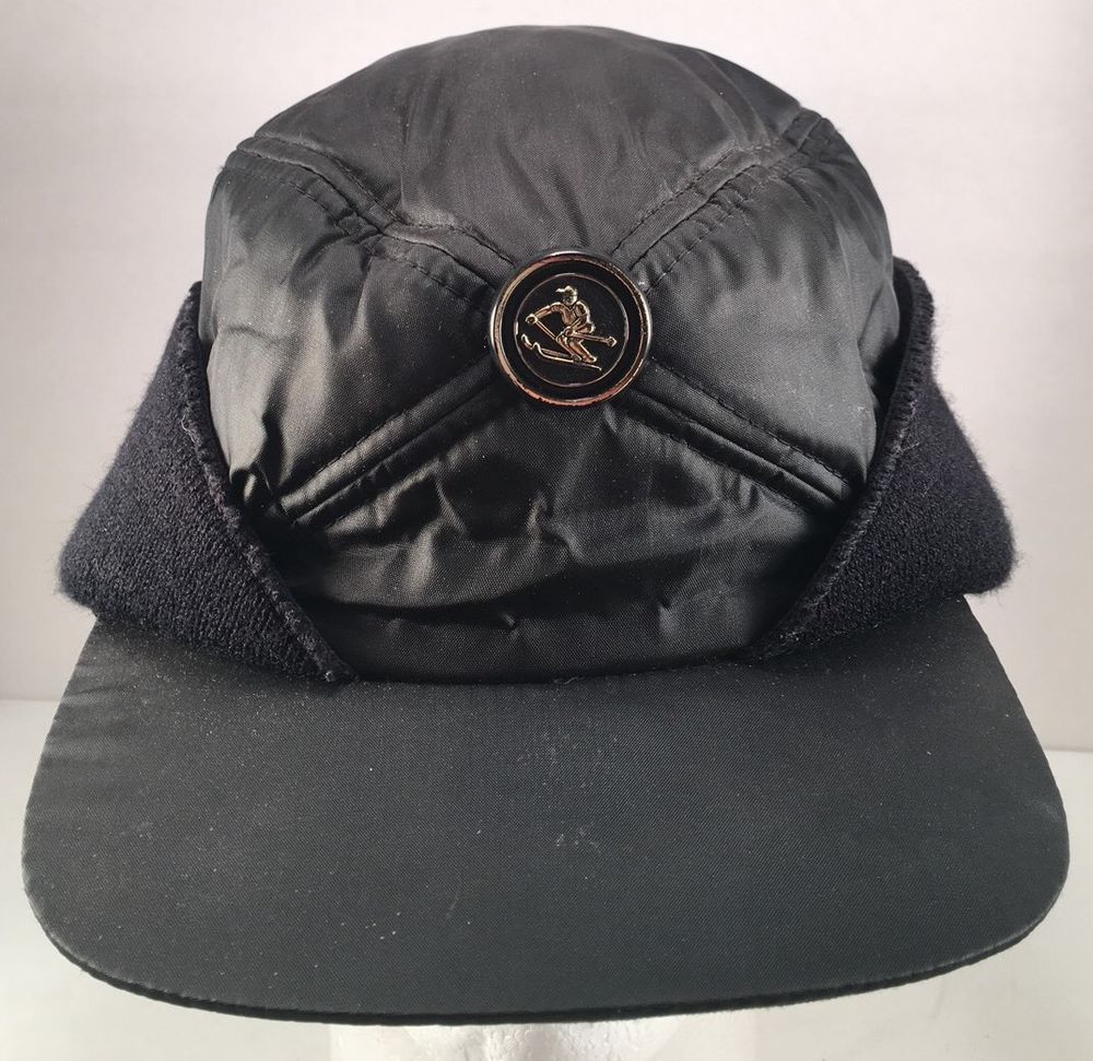 Hat with Ear Flaps Beautiful Black Skier button Elmer Fudd Style Hunting Hat Cap with Of Top 42 Photos Hat with Ear Flaps