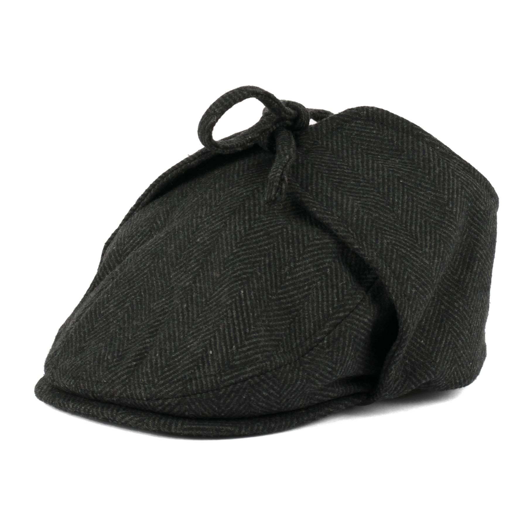 Hat with Ear Flaps Beautiful Herringbone Pattern Wool Blend Flat Cap with Ear Flaps Of Top 42 Photos Hat with Ear Flaps