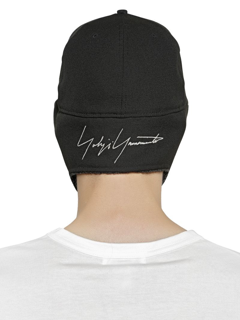 Hat with Ear Flaps Lovely Lyst Yohji Yamamoto Wool Baseball Hat with Ear Flaps In Of Top 42 Photos Hat with Ear Flaps