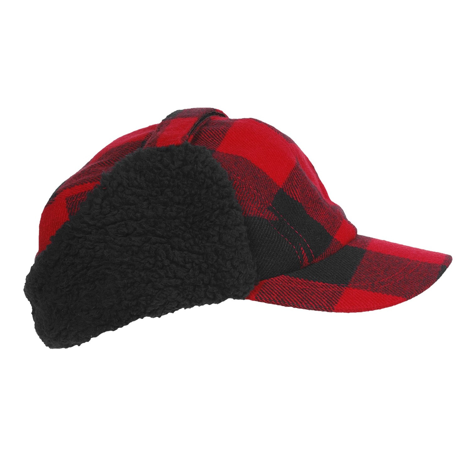 Hat with Ear Flaps Luxury Outdoor Cap Plaid Woodsman Hat for Men 4558r Save Of Top 42 Photos Hat with Ear Flaps