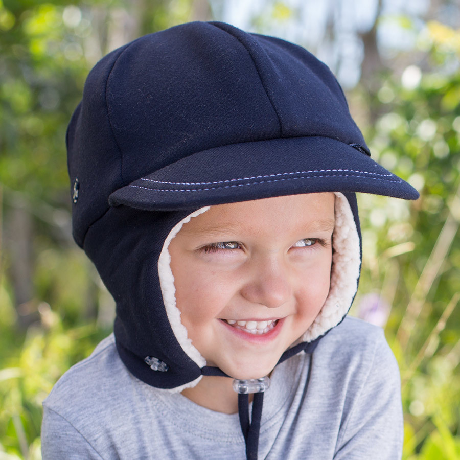 Hat with Ear Flaps Unique Boys Fleecy Winter Hat with Ear Flaps Legionnaire Style Of Top 42 Photos Hat with Ear Flaps