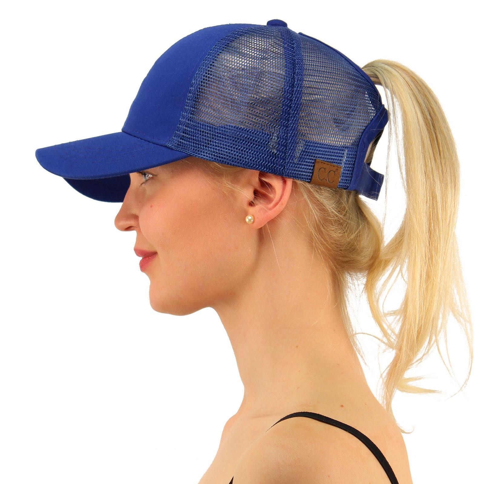 Hats for Buns Best Of C C Ponytail Messy Buns Trucker Ponycaps Plain Baseball Of Wonderful 40 Photos Hats for Buns