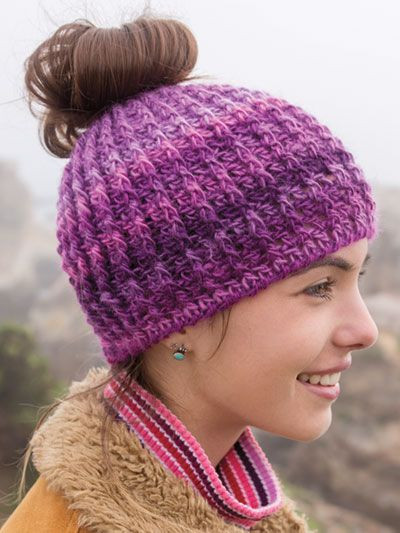 Hats for Buns Elegant Crochet Messy Bun Hat In Under 2 Hours Of Wonderful 40 Photos Hats for Buns