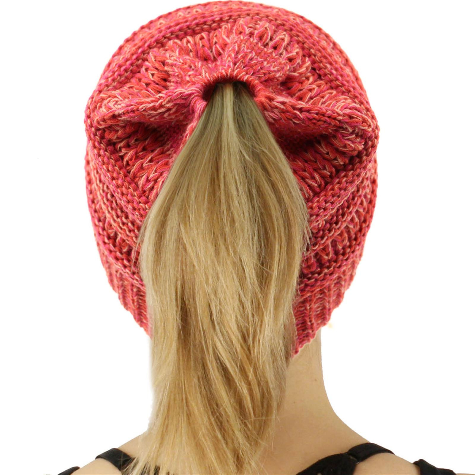 Hats for Buns Fresh Cc Beanietail Messy High Bun Ponytail Stretchy Knit Beanie Of Wonderful 40 Photos Hats for Buns