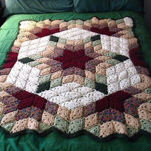Heart Afghan Crochet Pattern Unique Free Pattern Red Heart Crochet Prairie Star Blanket Of Top 48 Models Heart Afghan Crochet Pattern