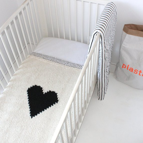 Heart Baby Blanket Beautiful Heart Baby Blanket Crib Size Hand Knit Baby Blanket for New Of Adorable 45 Pictures Heart Baby Blanket