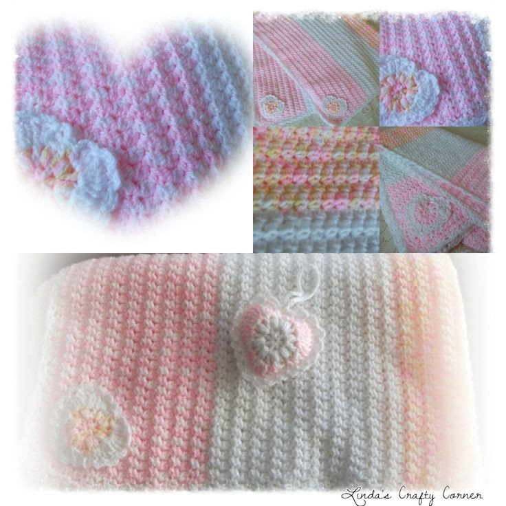 Heart Baby Blanket Crochet Pattern Awesome 233 Best Images About Crochet Afghans Hearts On Of Gorgeous 43 Ideas Heart Baby Blanket Crochet Pattern