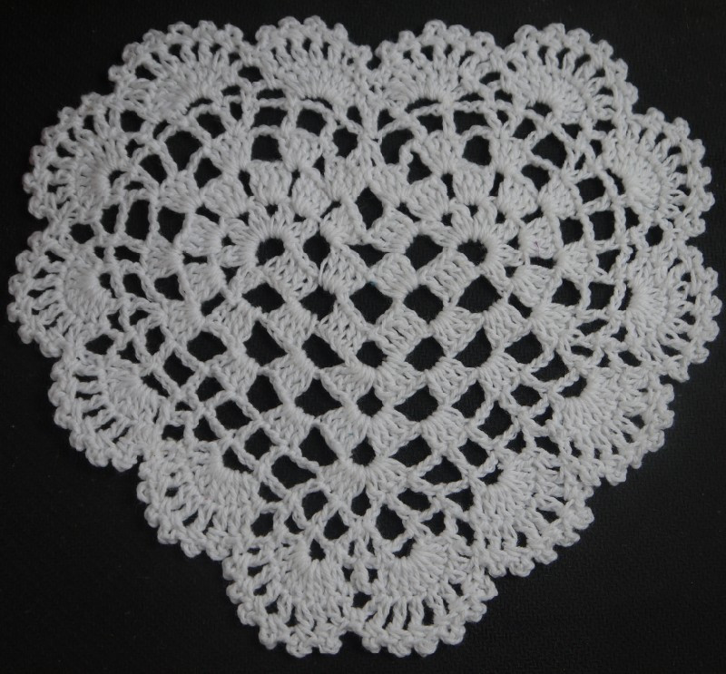 Heart Doilies Awesome 8 Best Of Valentine Doily Crochet Pattern Of Marvelous 46 Photos Heart Doilies