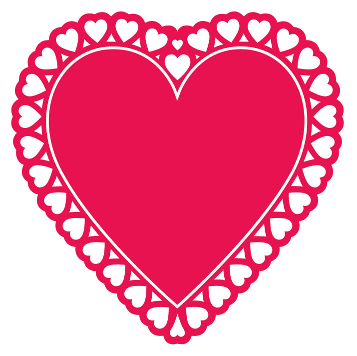 Heart Doilies Fresh Red Doily Heart Cutout Parties 2 order Of Marvelous 46 Photos Heart Doilies