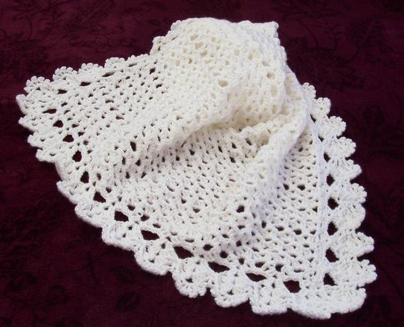 how to crochet baby blankets patterns