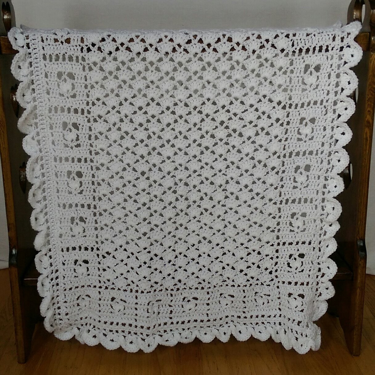 Heirloom Baby Blanket Best Of Crochet Baby Blanket White 29 X 36 Heirloom Of Awesome 42 Ideas Heirloom Baby Blanket