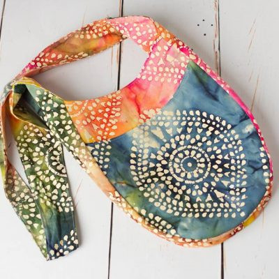India Hobo Bag Swoon Sewing Patterns