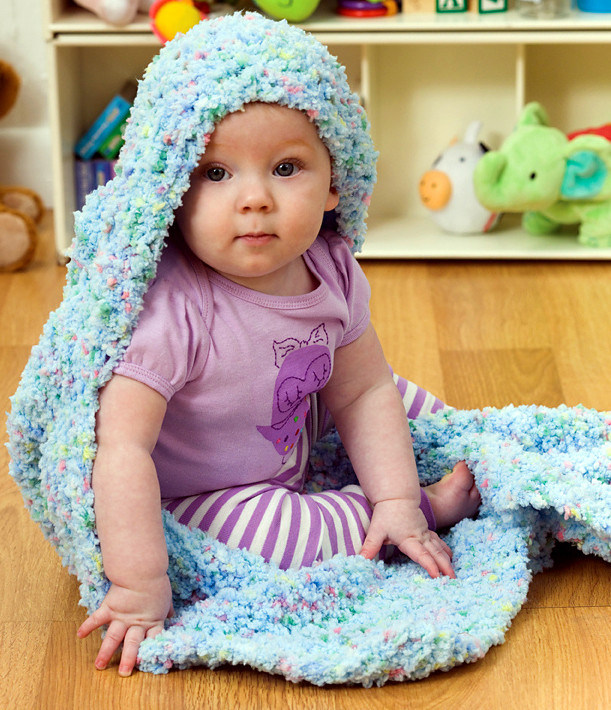 Hooded Baby Blanket Luxury Garter Stitch Little E Knitting Patterns Of Contemporary 45 Ideas Hooded Baby Blanket