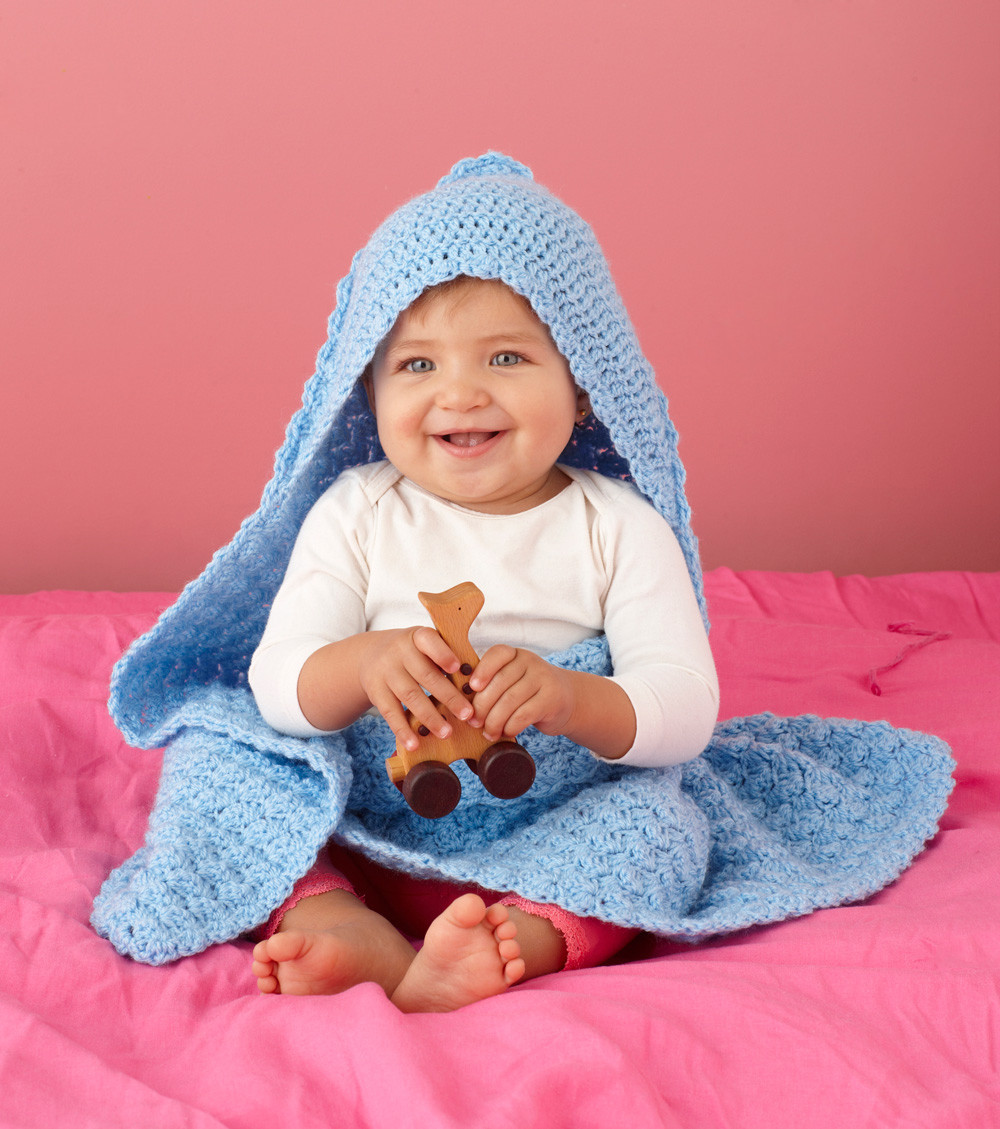 Hooded Baby Blanket New Crocheted Hooded Baby Blanket Ideas 7 Nationtrendz Of Contemporary 45 Ideas Hooded Baby Blanket