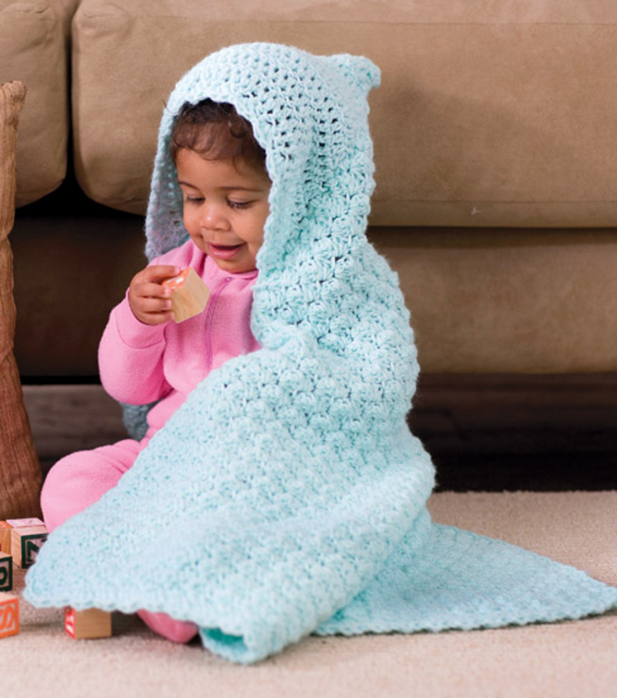 Hooded Baby Blanket Unique Crochet Hooded Baby Blanket at Joann Of Contemporary 45 Ideas Hooded Baby Blanket