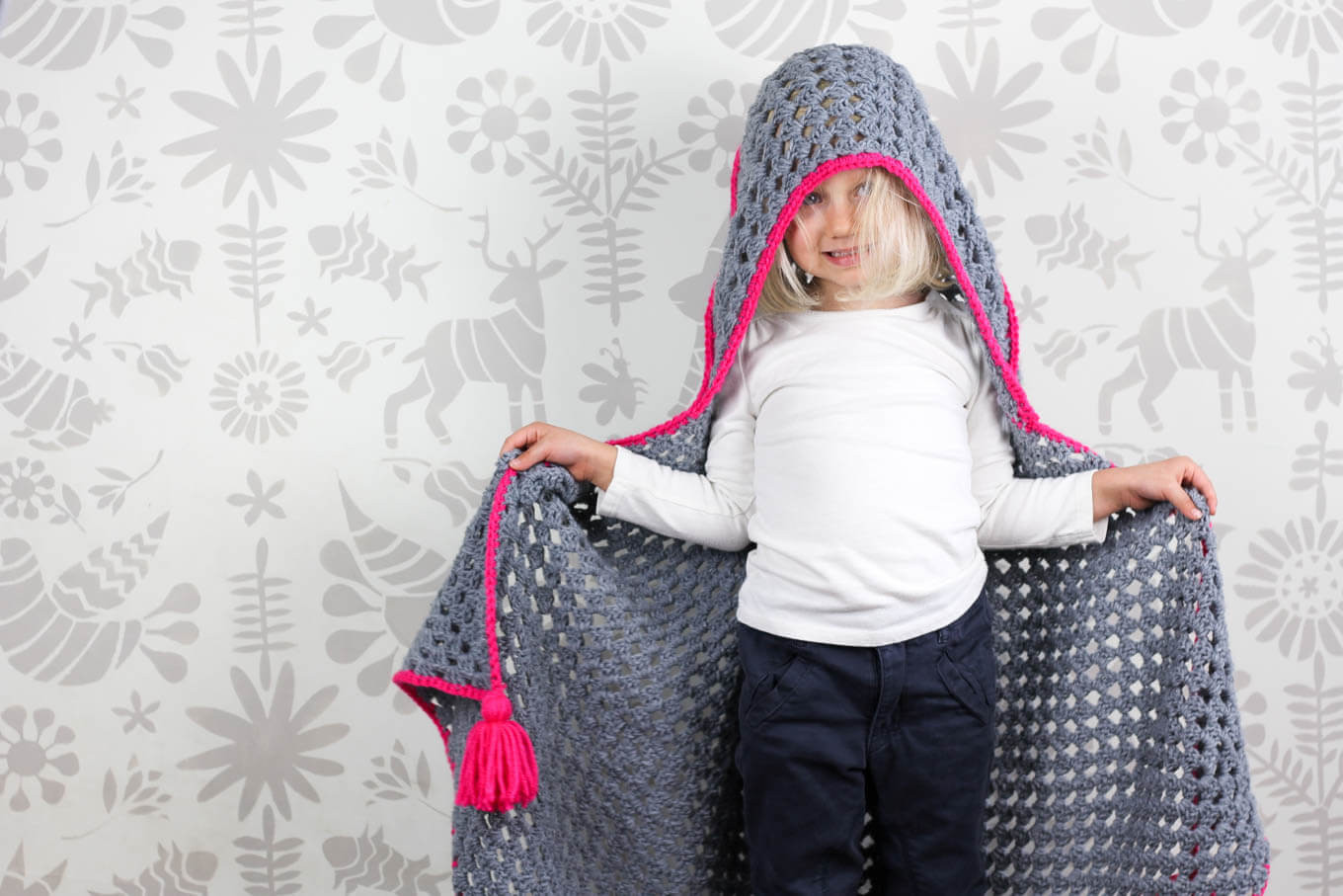 Hooded Baby Blanket Unique Hooded Baby Blanket Free Crochet Pattern 7 Make & Do Crew Of Contemporary 45 Ideas Hooded Baby Blanket