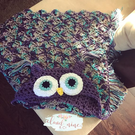 Hooded Owl Blanket Elegant Owl Blanket Hooded Owl Blanket Crochet Owl Blanket Crochet Of New 47 Images Hooded Owl Blanket