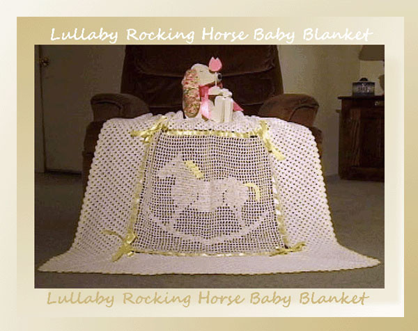 Horse Baby Blanket Inspirational Crochet Baby Patterns Lullaby Rocking Horse Baby Blanket Of Unique 48 Ideas Horse Baby Blanket