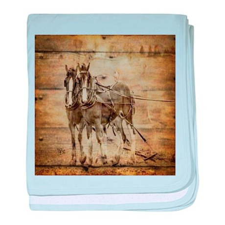 Horse Baby Blanket Luxury Western Country Farm Horse Baby Blanket by Admin Cp Of Unique 48 Ideas Horse Baby Blanket