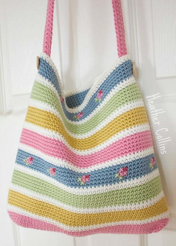 I Love This Cotton Yarn Crochet Patterns Lovely 5 Beautiful Beach Bags • Lovecrochet Blog Of Delightful 43 Ideas I Love This Cotton Yarn Crochet Patterns