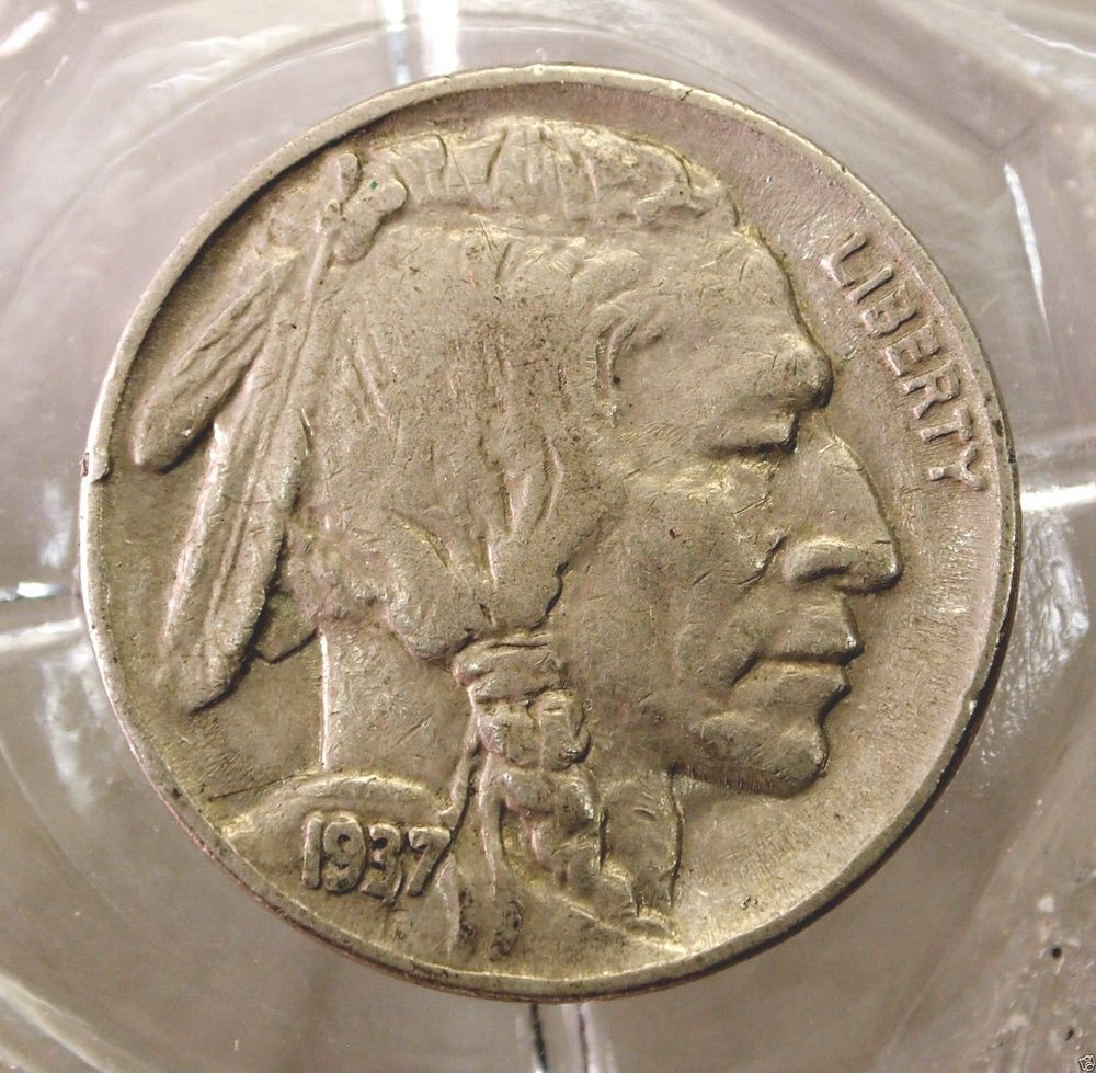 Indian Head Buffalo Nickel Awesome 1937 P Extra Fine United States Indian Head Buffalo Of Gorgeous 50 Ideas Indian Head Buffalo Nickel