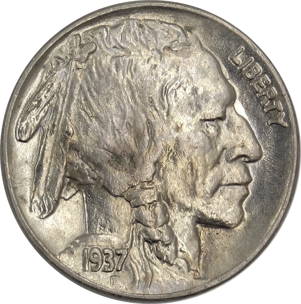 GoToCoinAuction a CoinZip pany 1937 Buffalo Nickel