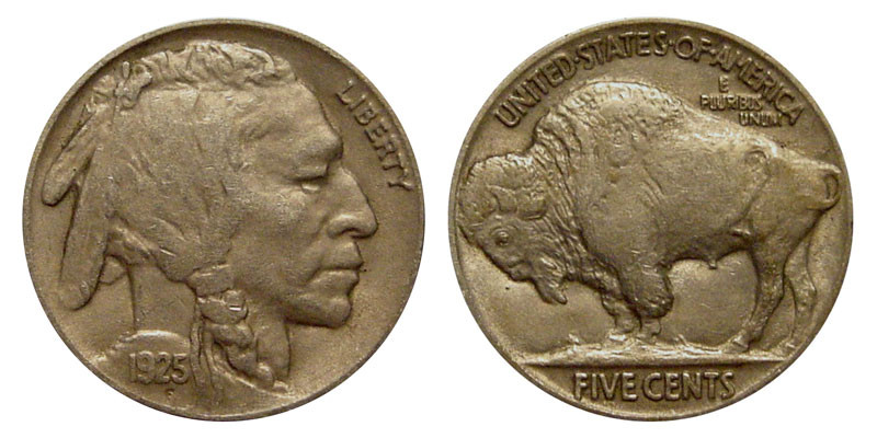 Indian Head Buffalo Nickel Beautiful 1925 Buffalo Nickels Indian Head Nickel Line Type Value Of Gorgeous 50 Ideas Indian Head Buffalo Nickel
