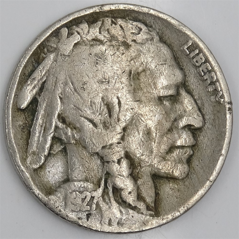 Indian Head Buffalo Nickel Inspirational Gotocoinauction A Coinzip Pany 1927 Buffalo Nickel Of Gorgeous 50 Ideas Indian Head Buffalo Nickel