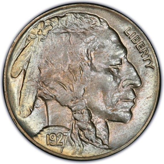Indian Head Buffalo Nickel Luxury 1927 Buffalo Nickel Indian Head Nickel by Collectionables Of Gorgeous 50 Ideas Indian Head Buffalo Nickel