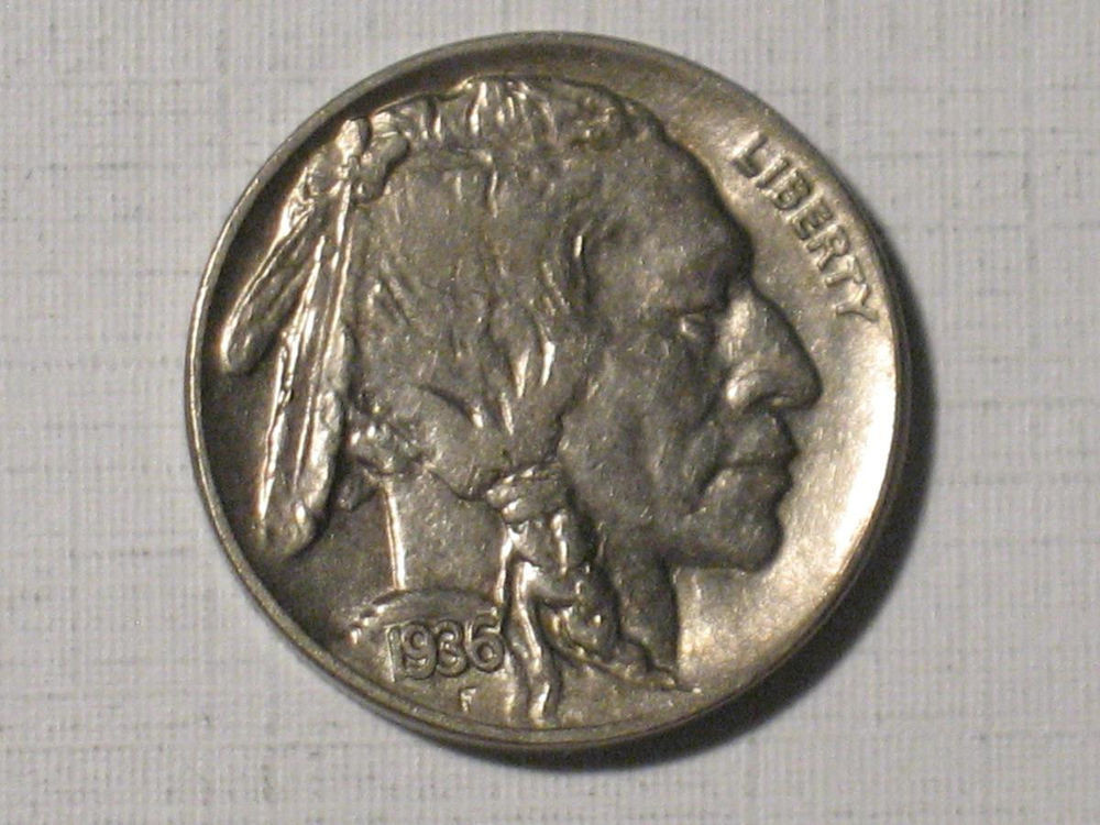 Indian Head Buffalo Nickel Luxury 1936 Buffalo Nickel Indian Head Bison Of Gorgeous 50 Ideas Indian Head Buffalo Nickel