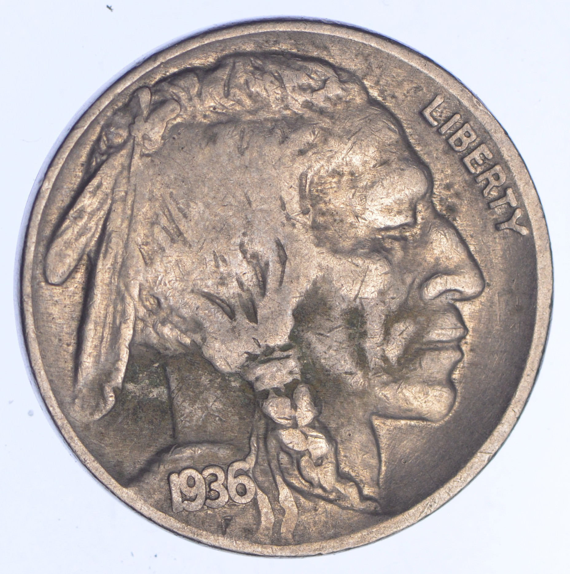 Indian Head Nickel Awesome Better 1936 Buffalo Indian Head Us Nickel Of Gorgeous 49 Photos Indian Head Nickel