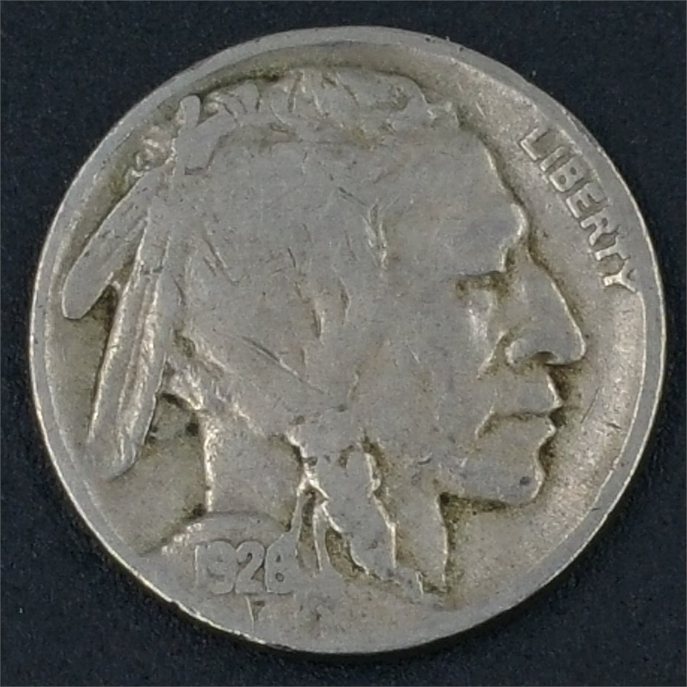 GoToCoinAuction a CoinZip pany 1926 Buffalo Nickel