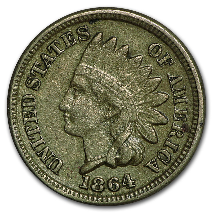 Indian Head Nickel Elegant 1864 Indian Head Cent Copper Nickel Xf Of Gorgeous 49 Photos Indian Head Nickel
