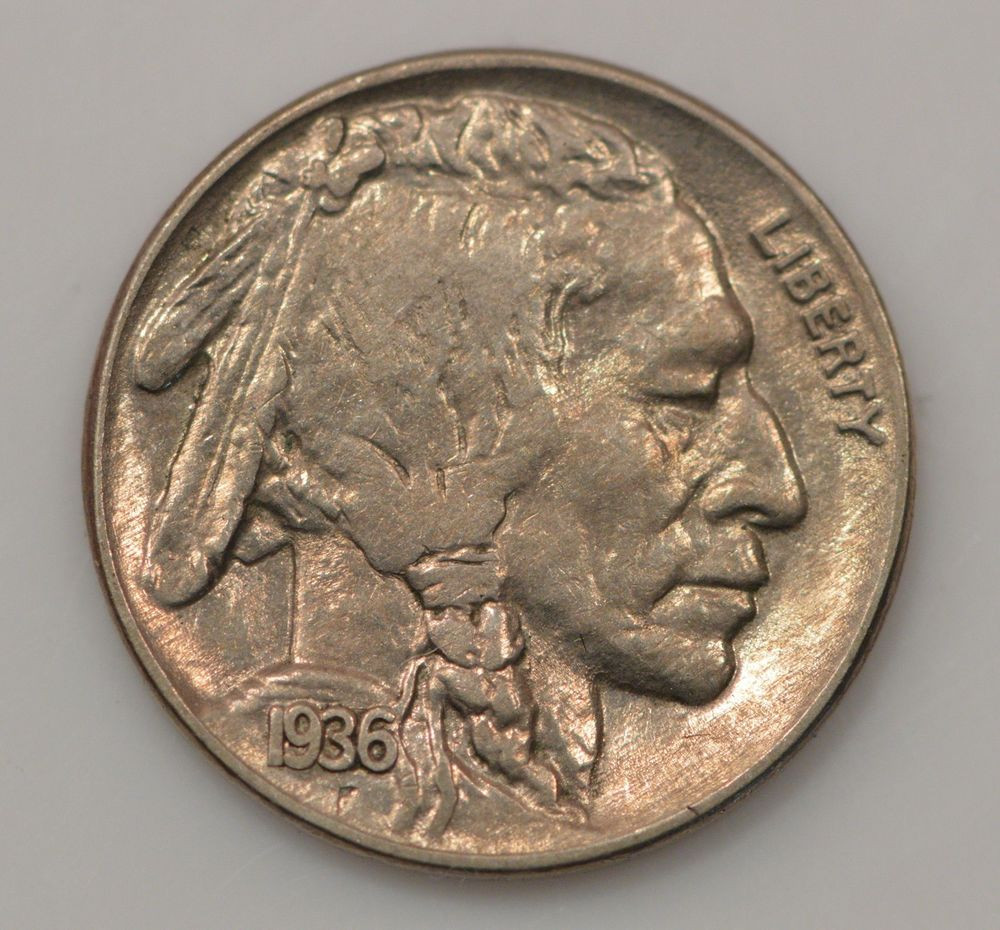 Indian Head Nickel Elegant 1936 Buffalo Indian Head Nickel G8464 Of Gorgeous 49 Photos Indian Head Nickel