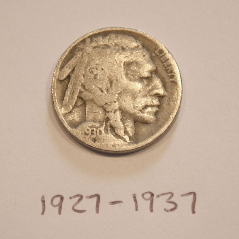 Indian Head Nickel Lovely Antique Indian Head Buffalo Nickel Random Date 1927 1937 Of Gorgeous 49 Photos Indian Head Nickel