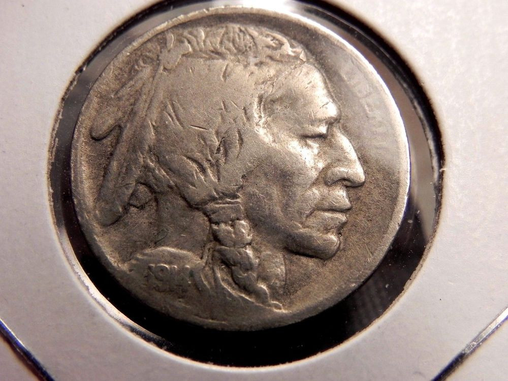 Indian Head Nickel Lovely Rare 1914 S Indian Head Buffalo Nickel Xf Buy It now or Of Gorgeous 49 Photos Indian Head Nickel