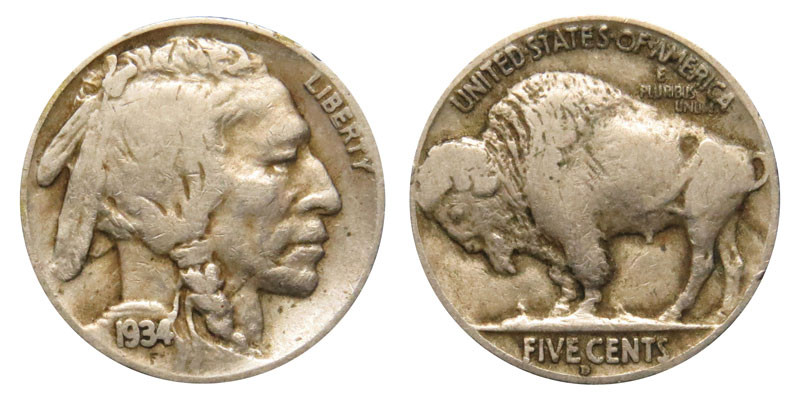 Indian Head Nickel Value Fresh 1934 D Buffalo Nickels Indian Head Nickel Line Type Of Wonderful 43 Ideas Indian Head Nickel Value