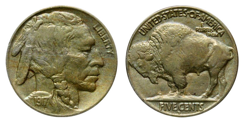 Indian Head Nickel Value New 1917 D Buffalo Nickels Indian Head Nickel Line Type Of Wonderful 43 Ideas Indian Head Nickel Value