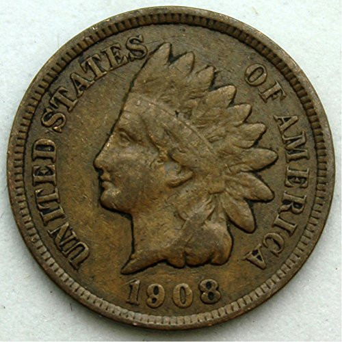Indian Head Penny Unique 1908 U S Indian Head Cent Penny Coin Import It All Of Top 41 Ideas Indian Head Penny